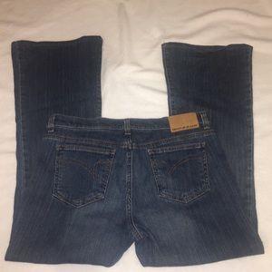 DKNY Greenwich Womens Jeans Size 12 Bootcut